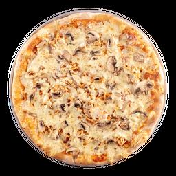 Pizza Pollo con Champiñones (XL)