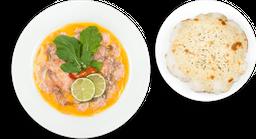 Carpaccio Salmón Salsa de Uchuvas