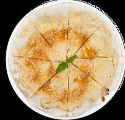 Pizza Tahine de Garbanzo