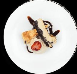 Cheesecake de Bailey's
