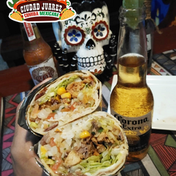 Burrito Juarez