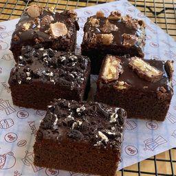 Brownie de Snicker