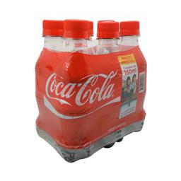 Sixpack Coca - Cola Mini Pet 250 ml