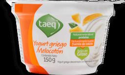 Yogurt Griego Melocoton Taeq