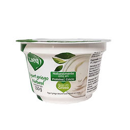 Yogurt Griego Natural Taeq