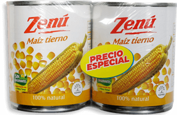Maiz Tierno Zenu