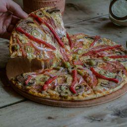 Pizza  Veneciana Personal 27 cm