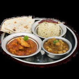 Fish Curry (Filete Tilapia)