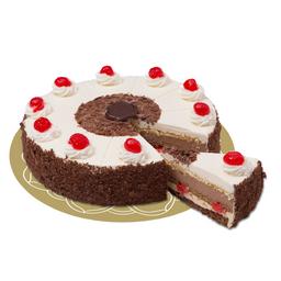 Torta Selva Negra Corona