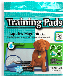 Tapete Pet Spa  X 7 Unidades