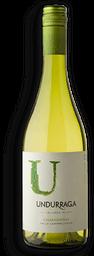 Vino Blanco Chardonnay Undurraga 750Ml
