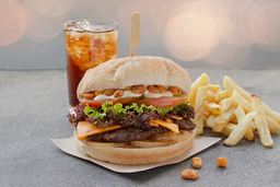 Promo Combo Bistro Burger Artesanal
