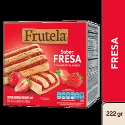 Barras Frutela Fresa 222G