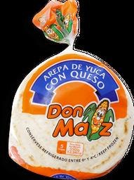 Arepa De Yuca Don Maiz