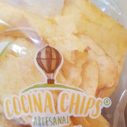 Papas fritas chips 70g