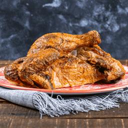 Medio Pollo Tostadito