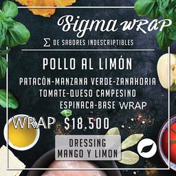Wrap Sigma