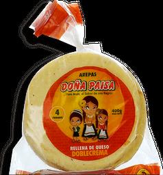 Arepa  Doña Paisa