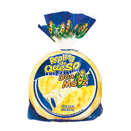 Arepa Repleta De Queso Don Maiz