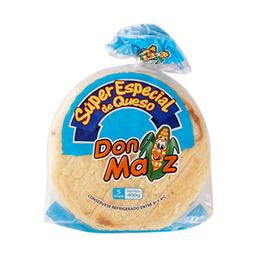 Arepa Especial con Queso Don Maiz
