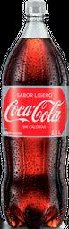 Coca - Cola Sabor Ligero 2.5L