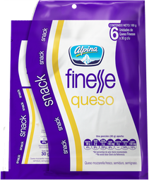 Queso Snack Finesse Finesse Quesos