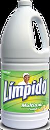 Límpido Blanqueador Limón 1800ML