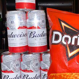 Combo Budweiser