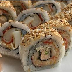 Sushi Chiken Roll
