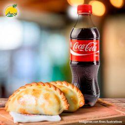 Horneados de Trigo + Coca Cola 400ml
