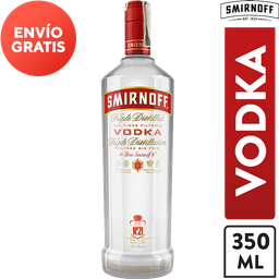 Vodka Smirnoff Red 350 Ml