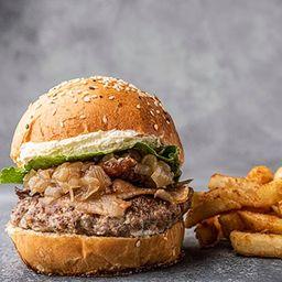 Burger Cremosina