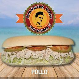 Sándwich Vitae Pollo