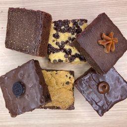 Caja x6 Brownies Grandes