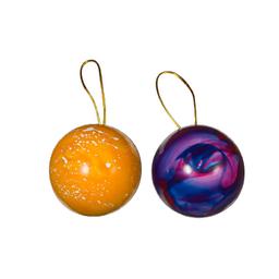 Bolas de Navidad X 2