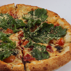 Pizza Lombardía Personal