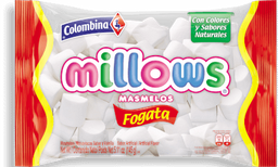 Millows Masmelos Fogata Colombina