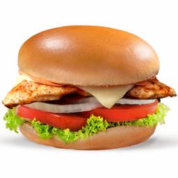 Hamburguesa Supreme