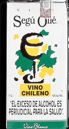 Vino Blanco Chile Segu Olle