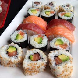 Combo Sushi Familiar
