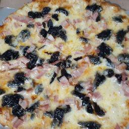 Pizza Ciruela Tocineta Mediana