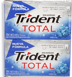 Chiclets Trident