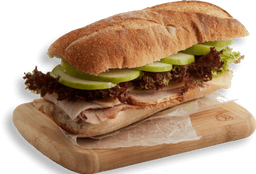 Sándwich de Pernil Virginia