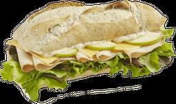 Sandwich Jamon De Pavo Gourmet