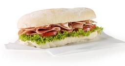 Sandwich Gourmet Carnes Frias
