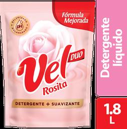 Vel Rosita Dt Liq Duo Dp 8X1.8L