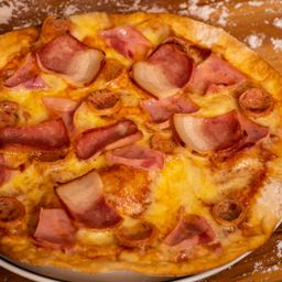 Pizza Tre Stagioni