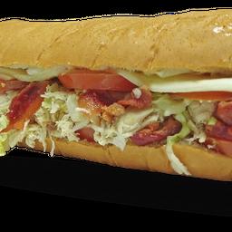 Sandwich Pollo Tocineta
