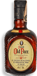 Whisky Old Parr 12 Años 500 Ml