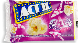 Act Ll Palomitas Sabor Cinema Dulce